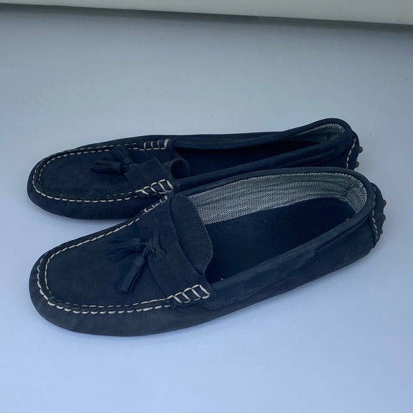 ZARA**Boys Navy Loafers**US 6 EU 39**$89